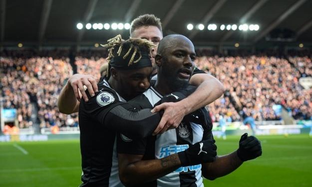 Premier League : Newcastle accroche City