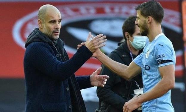 Premier League : Ruben Dias remporte le prix de meilleur joueur, Guardiola et Foden également primés