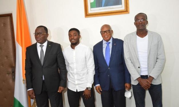 Prép. JO de Tokyo : L'Etat de Côte d'Ivoire offre 200 Millions aux Athlètes