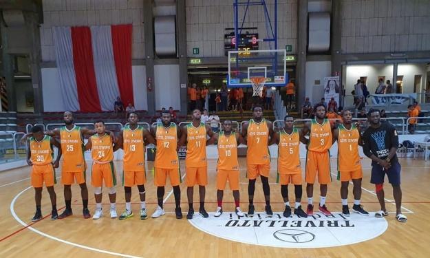 Prep. Mondial FIBA 2019 : La Côte d'Ivoire s'impose face à la Hollande
