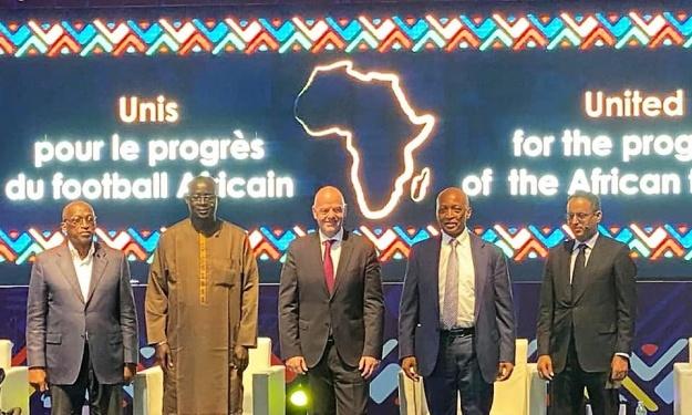 Présidence de la CAF | Jacques Anouma depuis Nouakchott : ''Le principal, ce n'était pas les postes…''