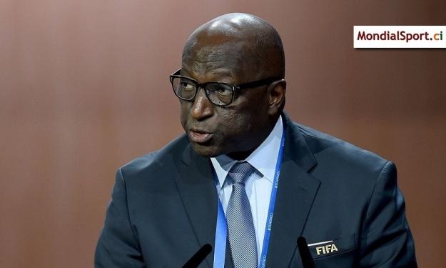Présidence de la CAF | Jacques Anouma : ''On pense que l'idéal serait que l'Afrique de l'Ouest parte unie''