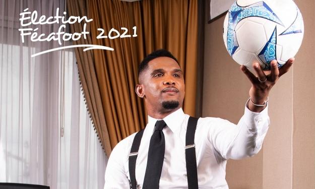 Présidence de la FECAFOOT : Samuel Eto'o annonce sa candidature et livre ses motivations