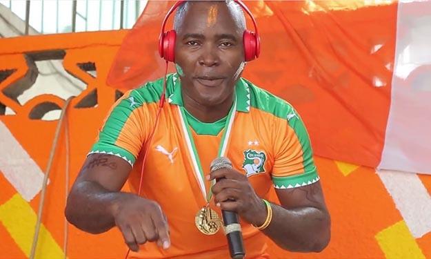 Présidence FIF : Le Magnific sort l'hymne de soutien à Drogba