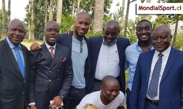 Présidence FIF : Un pro-Sidy rejoint Drogba