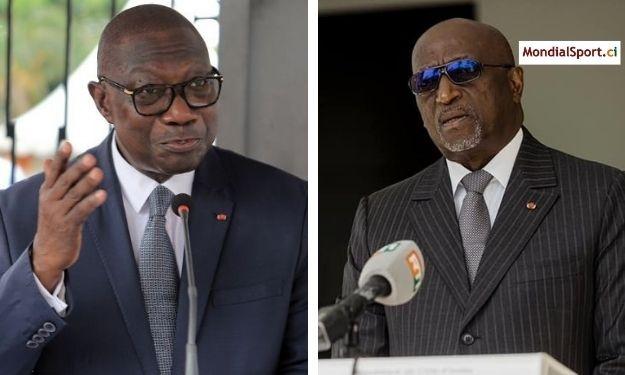Présidentielle CAF : François Amichia en mission en Gambie pour la candidature de Jacques Anouma