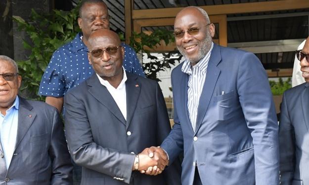 Présidentielle CAF : Jacques Anouma sérieux prétendant au fauteuil d'Ahmad ? Pas si sûr…