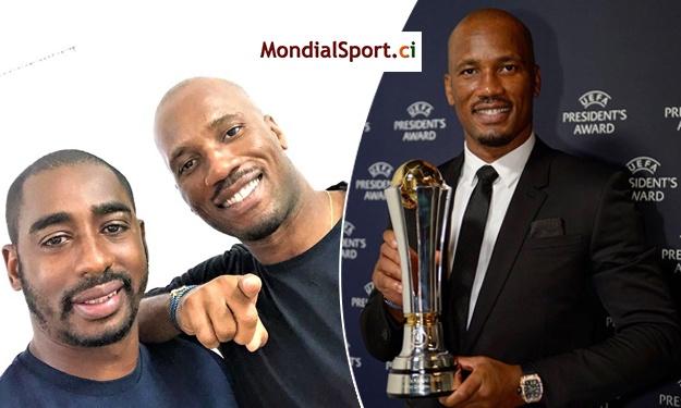 Prix UEFA : La FIFPro et Copa Barry encensent Drogba