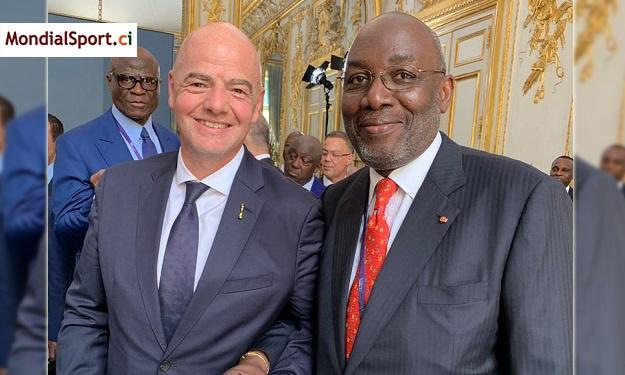 Processus Electoral de la FIF : Sidy Diallo adresse un nouveau courrier à Gianni Infantino (FIFA)