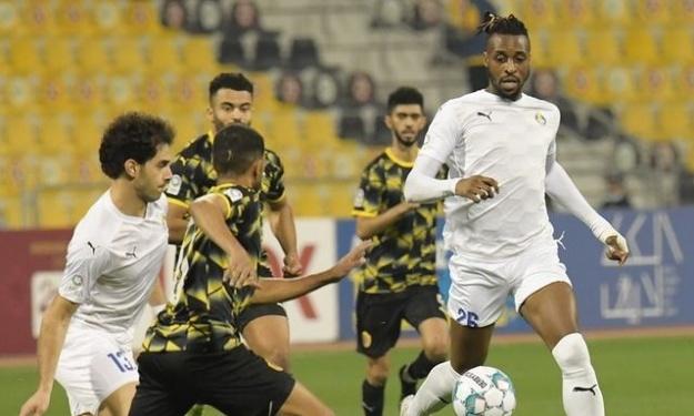 Qatar : Al Gharafa s'incline devant le club de Yohan Boli malgré un nouveau but de Kodjia