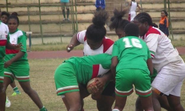 Qualifications pour la Coupe du Monde de Rugby Féminine, une première pour l'Afrique