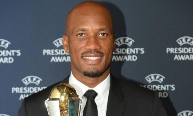 Quand l'AFI félicite ''Président'' Drogba pour son prix UEFA