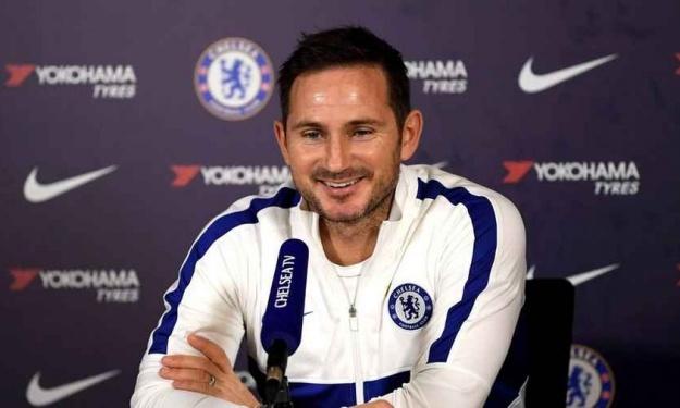 Quand Lampard évoque le dossier ''Zaha'' en conférence de presse