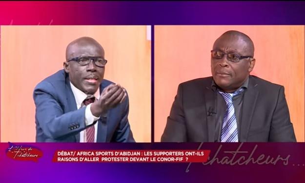Quand le cas Africa Sports divise Choilio Diomandé et Martial Gohourou ; Drogba et le CN-FIF cités