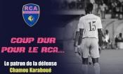 RCA : mauvaise nouvelle pour Chamou Karaboué