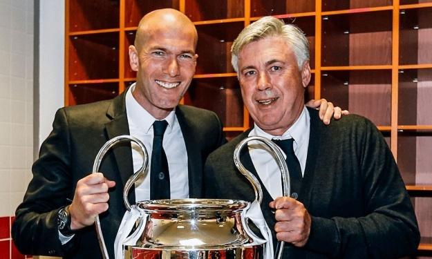 Real Madrid : Carlo Ancelotti succède à Zidane
