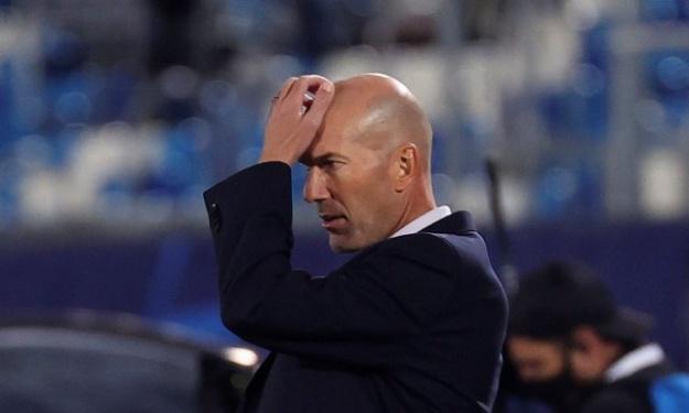 Real Madrid : La COVID-19 s'attaque à Zidane