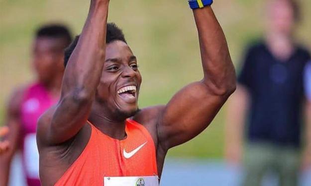 Record : Cissé Gue passe en dessous des 10 secondes sur le 100 mètres