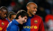 Records : Messi rejoint Xavi et Thierry Henry