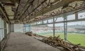 Réhabilitation du Stade Félix Houphouët-Boigny : le ballet des machines a commencé (images)