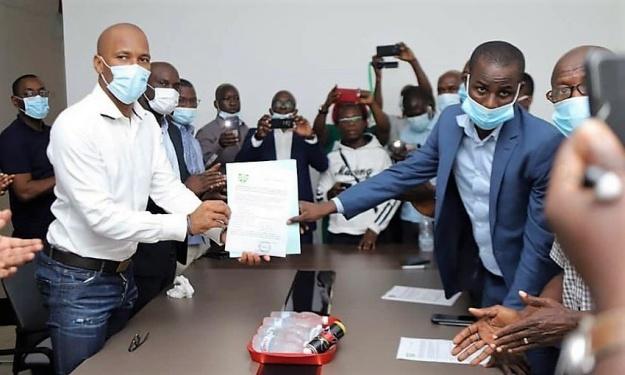 Retiré de la liste des arbitres internationaux ivoiriens, Danon Roland brise le silence