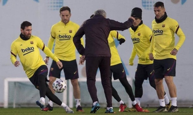 Retour aux entraînements, reprise du championnat… le foot reprend ses droits en Espagne