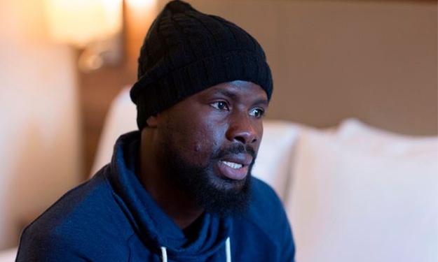 Ruiné et contraint de dormir à même le sol chez une amie, Eboué nous raconte son calvaire