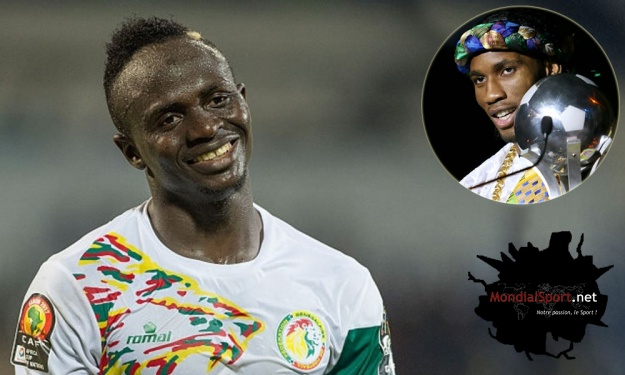 Sadio Mané : ''Drogba ? C'est l'un des joueurs qui m'a donné envie de devenir footballeur''