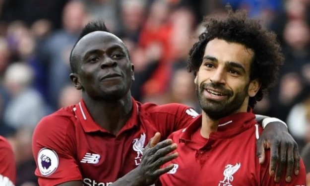 Salah et Mané dans le TOP 5 des joueurs les plus chers de la planète Football
