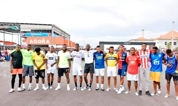 Sangaré, Amad Diallo, Gradel, Kessié et leurs coéquipiers troquent la pelouse pour le terrain de maracana