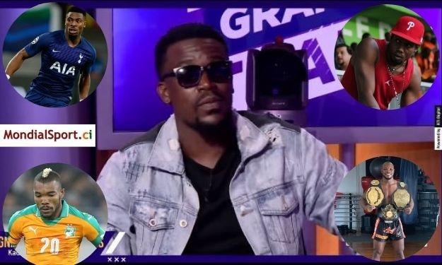 Shado Chris parle à Serey Dié, Oly La Machine, Kader Keita et Serge Aurier
