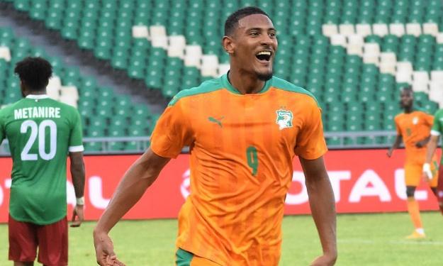 Sébastien Haller : ''J'ai porté les couleurs de la Côte d'Ivoire. C'est fort ! Ma mère est très, très fière…''