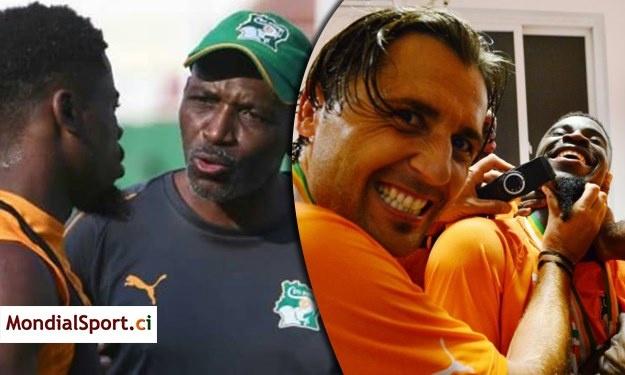 Sélection Ivoirienne : Aurier fier d'avoir bossé avec Kamara mais ravi de retrouver Beaumelle