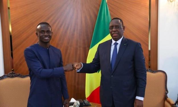 Sénégal : Après son virulent coup de gueule, Sadio Mané reçu par le Président de la République