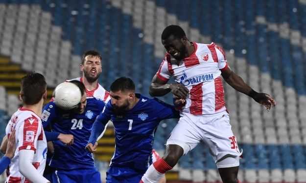 Serbie : Sékou Sanogo brille avec son club