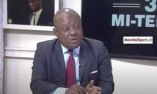 Serge Dakoury : ''S'il y a quelqu'un qui doit donner le parrainage de l'Africa Sports, c'est Vagba''