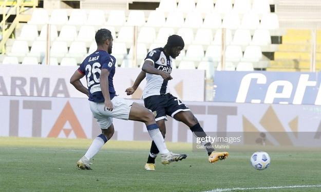 Serie A : 5è réalisation de la saison pour Gervinho