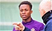 Serie A : Christian Kouamé confiant pour son retour à la compétition