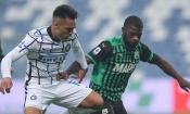 Serie A : Jérémie Boga et Sassuolo s'inclinent devant l'Inter