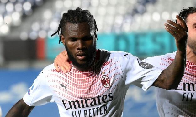 Serie A : Kessié s'offre un doublé et envoie le Milan en Ligue des Champions