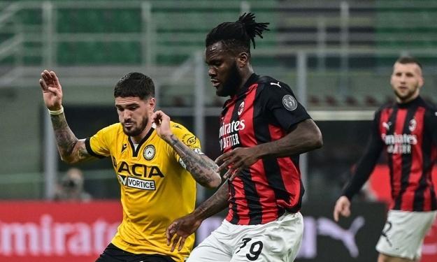Serie A : Kessié sauve les siens face à Udinese