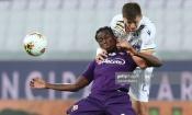 Serie A : La Fiorentina s'en tire bien pour la 1ère de Kouamé Christian