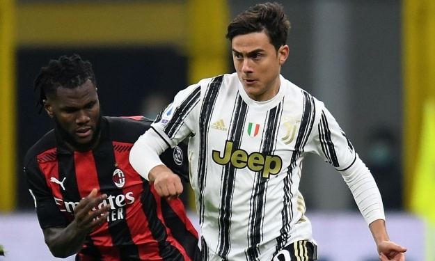 Serie A : Le Milan de Franck Kessié perd son invincibilité mais garde la tête