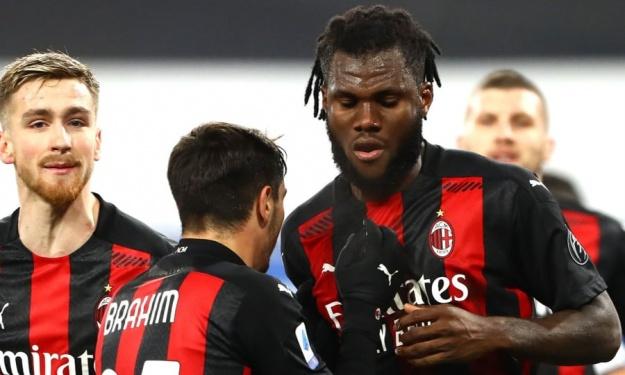 Serie A : Milan privé de son talisman Kessié pour la dernière de 2020 face à la Lazio d'Akpa Akpro