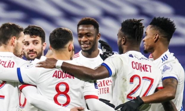Sinaly Diomandé s'offre un but en amical avec Lyon