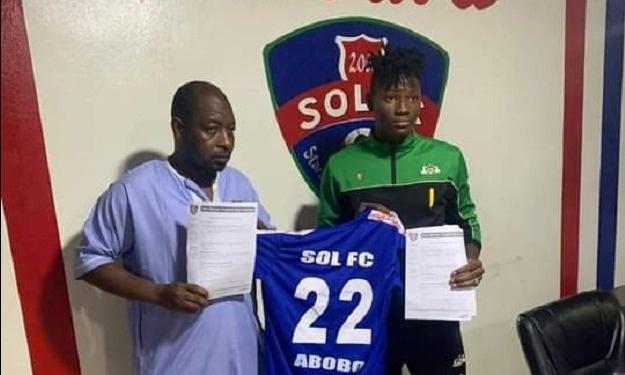 SOL FC accueille un portier International Burkinabé