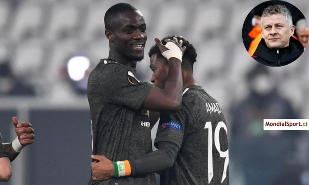 Solskjaer (JO) : ''Éric Bailly et Amad Diallo doivent revenir avec une médaille''
