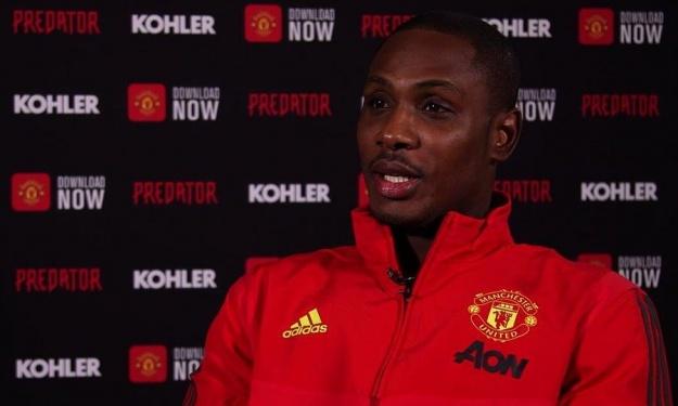 Son amour pour Manchester United, le choix de son dossard, ses ambitions… Ighalo se prononce