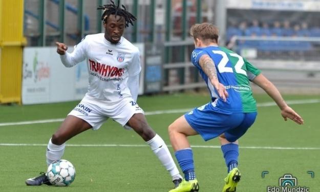 Son arrivée en Belgique, ses contacts avec la sélection Olympique Ivoirienne, ses objectifs, … Mory Cheick Keita se livre