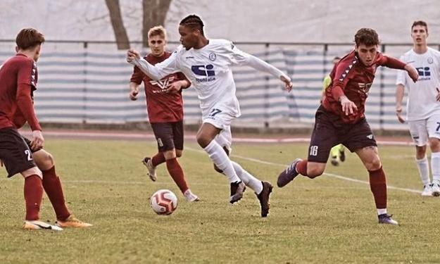 Son but et l'hommage rendu à son Père, son rêve de jouer la Ligue des Champions, son départ de Guingamp, … Isaac Drogba se dévoile